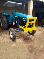 Tractor newholland/FORD 6640