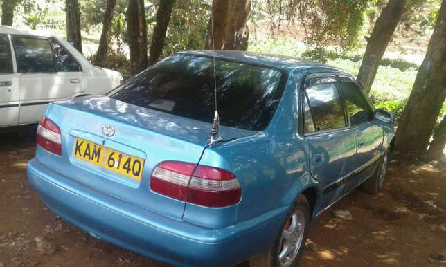 Quick sale! A super clean Toyota 110 KAM available at 350k neg! Naivasha - image 3