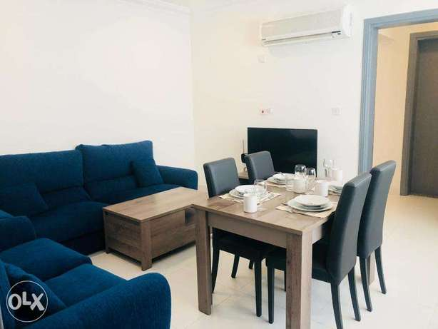 2 bhk F/F Al kheesa DFC and IKEA Monthly or yearly contract