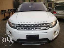Range Rover Evoque 2013 Model