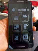 New Motorola X play