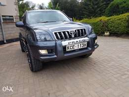 Nice prado for sale.