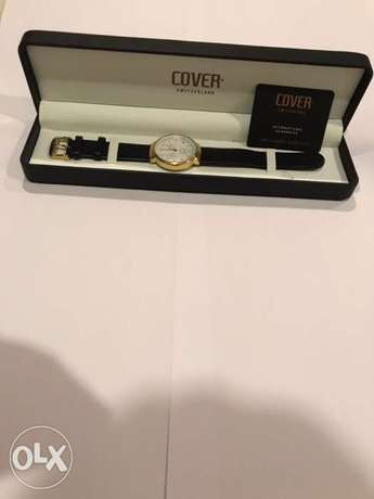 COVER Watch Chronograph very good condition light use