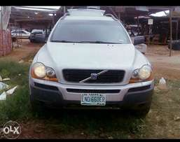 Neatly used xc90 for sale, just buy fix steering and drive nothin more