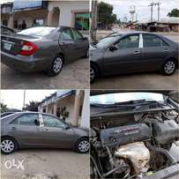 Camry 2004 model for sale