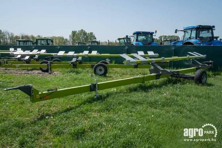 Agropark New V680 Trolley (for 6,5 - 8 M Headers) - 2019