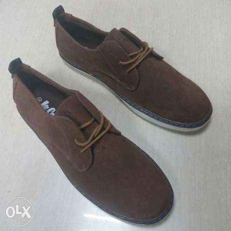 Lee Cooper Suede lace up (size 44) Kampala - image 2