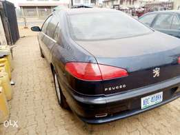 Bought brand new Peugeot 607 for sale