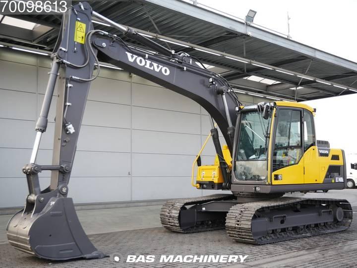 Volvo EC140 DL New unused 2018 CE machine - 2018
