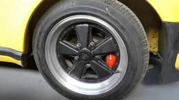 Fuchs replicas porsche wheels