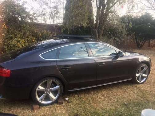 Audi A5 In South Africa Value Forest