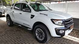 2014 Ford Ranger 3.2TDCi Wildtrack (630)