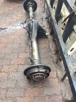 Diff for 2.7 vvti for Quantum for sale