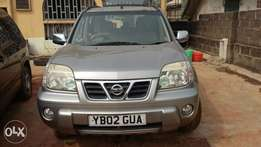 2003 UK used Nissan Xtrail righty