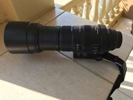 SIGMA DG 150-500mm 15-63 APO HSM Lens for Canon
