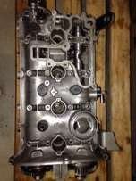 Golf 6 Gti cylinder head complete with Cams