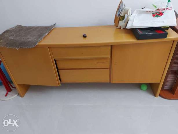 Heavy duty storage table for sale