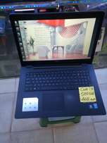 Dell inspiron 5748 core i3 laptops with 500GB hdd, 4GB ram, 2.2ghz, 6
