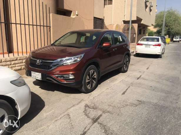HONDA CRV 2015 Purchased 1 yr ago for Sale (14000km)