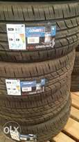 Tires in size 215/55/R17 brand new.