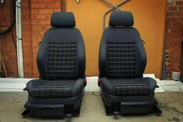 POLO GTI SEATS for sale complete