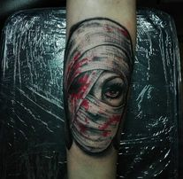 Tatuaż W Wrocław Olxpl