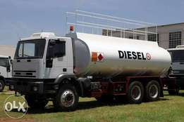 Call for your 24hrs Diesel supply ( N210 per liter today ) in ABUJA!