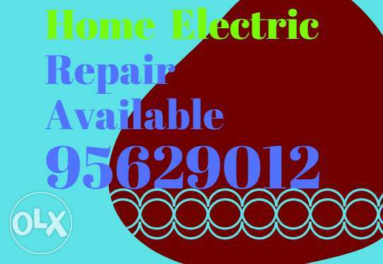 Capable electrician available any time day and night,