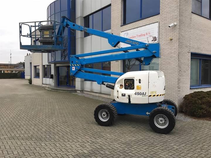 JLG 450AJ 4x4 - 2007