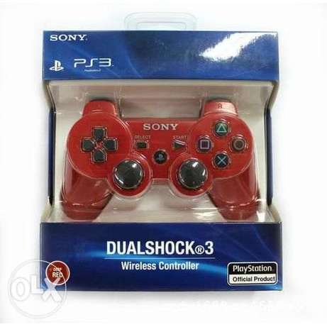 PlayStation 3 controller (new)