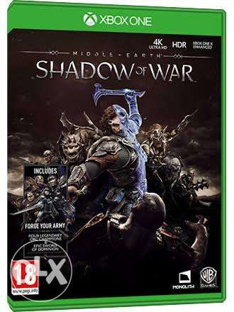 Middle Earth Shadow of War-كمبيوتر