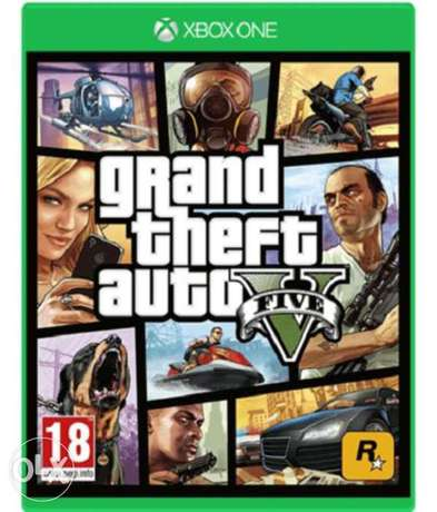 Gta cd for xbox one