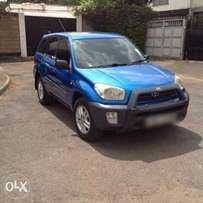 Very Clean local Toyota Rav4