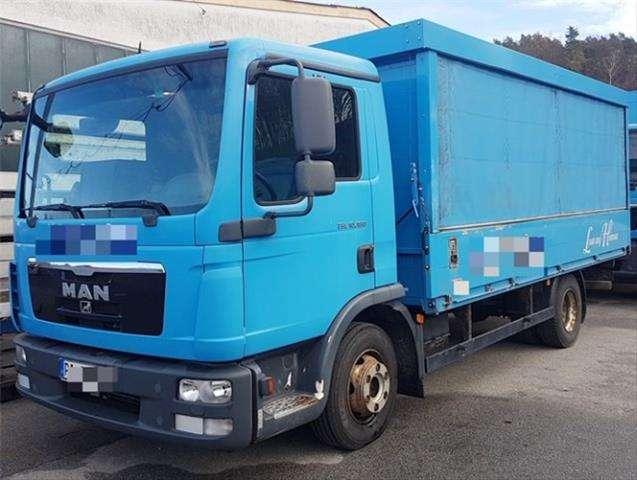 MAN Tgl 10.180 4x2 Bb Tgl 10.180 4x2 Bb Getränkewagen - 2011