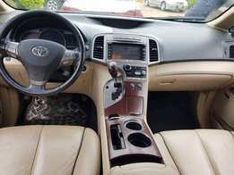 2011 Toyota Venza bought brand new