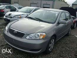 Clean Toyota corolla 2003 model for sale