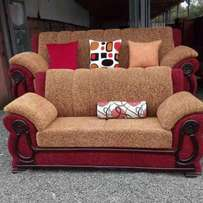7 Seater Classic Fabric Sofasets.
