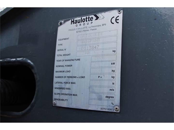 Haulotte HA16PXNT - 2006 - image 6