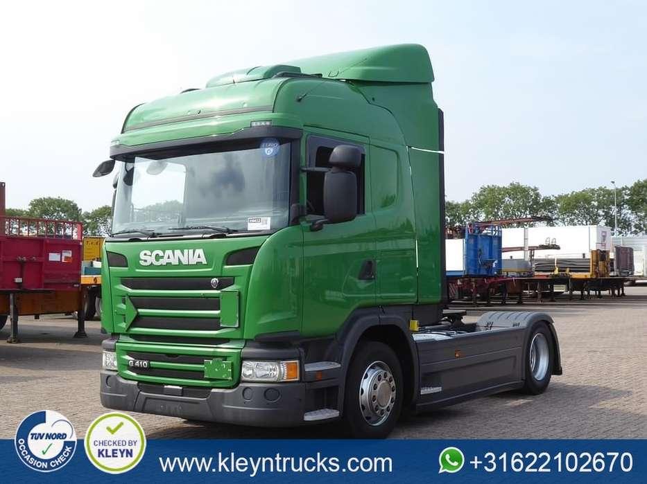 Scania G410 hl standklima ret. - 2014