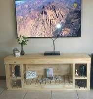 Pallet Tables & TV Stand Units