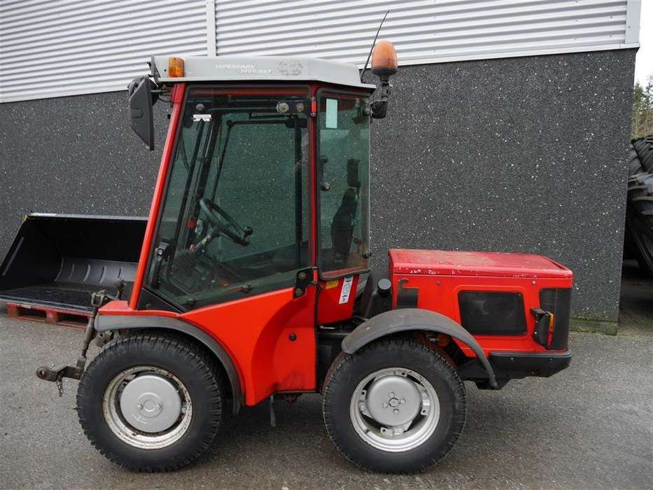 Carraro Super Park 3800 Hst - 1999