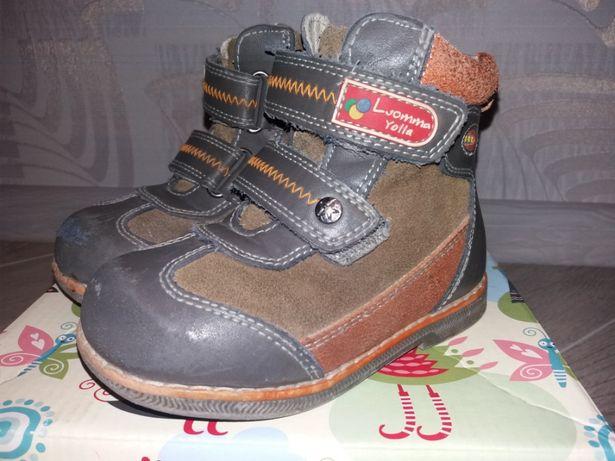 513efa214 Детские ортопедические ботинки весна-осень: 250 грн. - Детская обувь ...