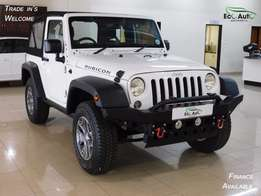 2015 Jeep Wrangler Rubicon 3.6L V6 2DR available at Eco Auto MP