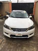 Newly Imported 2014 Honda Accord Full Options