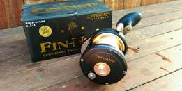 Fishing reel Fin-nor