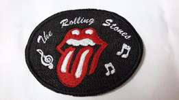 rock band patch