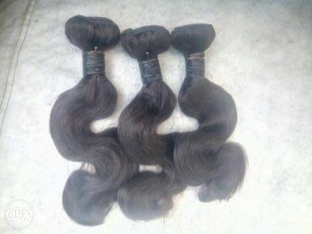 Indian Remy Human Hair weaves(Prices vary in terms of inches) Mombasa Island - image 8