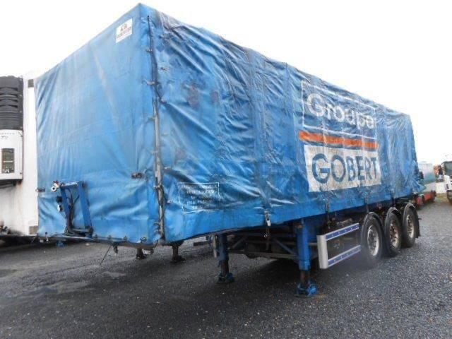 Trax Coil transport semi-trailer - 2005