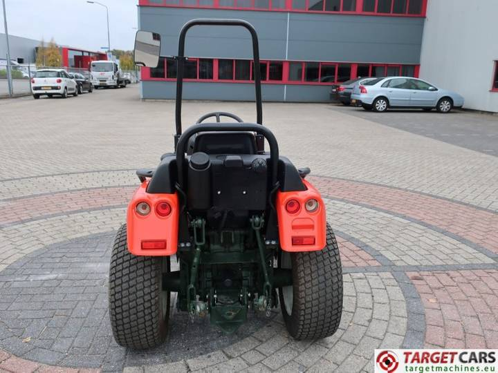 Goldoni Boxter 25 Tractor 4WD Diesel 24HP - 2010 - image 5