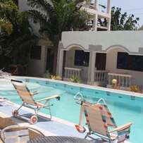 Hotel to let in diani.